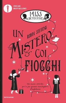Librisulladiversita.it Un mistero... coi fiocchi. Miss Detective. Vol. 5 Image