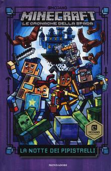 Criticalwinenotav.it La notte dei pipistrelli. Minecraft. Le cronache della spada. Vol. 2 Image