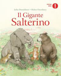 Il Il gigante salterino - Donaldson Julia Oxenbury Helen - wuz.it