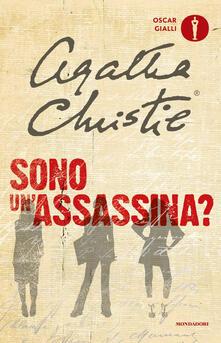 Sono un'assassina? - Agatha Christie - copertina