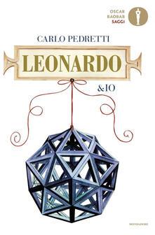 Leonardo & io - Carlo Pedretti - copertina