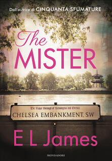 The mister - E. L. James - copertina