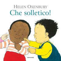 Che solletico! Ediz. a colori - Oxenbury Helen - wuz.it