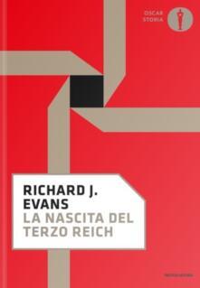 La nascita del Terzo Reich - Richard J. Evans - copertina