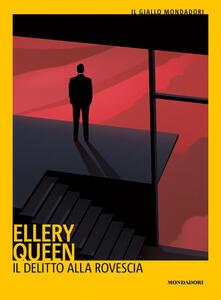 Il delitto alla rovescia - Ellery Queen - copertina