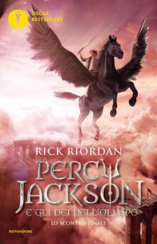 Daddyswing.es Lo scontro finale. Percy Jackson e gli dei dell'Olimpo. Vol. 5 Image