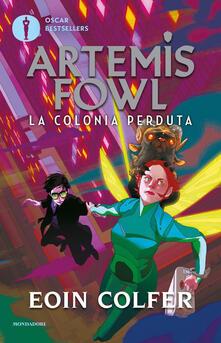 La colonia perduta. Artemis Fowl. Vol. 5.pdf
