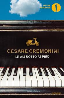 Le ali sotto ai piedi - Cesare Cremonini - copertina
