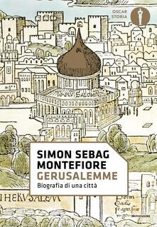Listadelpopolo.it Gerusalemme. Biografia di una città Image