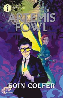 Artemis Fowl. Vol. 1 - Eoin Colfer - copertina