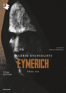 Daddyswing.es Eymerich. TItan edition. Vol. 3 Image