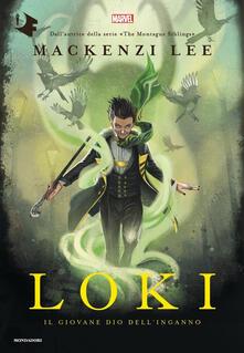 Filmarelalterita.it Loki. Il giovane dio dell'inganno Image