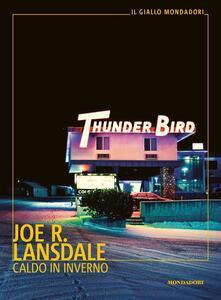 Caldo in inverno - Joe R. Lansdale - copertina