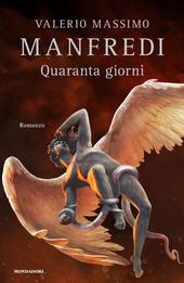 Copertina  Quaranta giorni : romanzo
