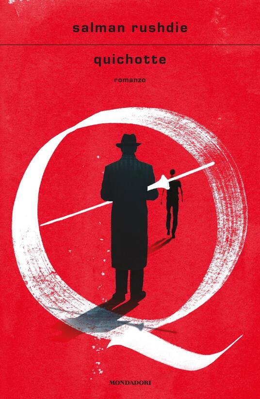 Quichotte - Salman Rushdie - copertina