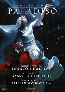 Libro Paradiso Dante Alighieri