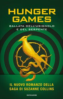 Daddyswing.es Hunger games. Ballata dell'usignolo e del serpente Image