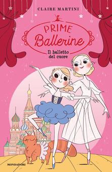 Vitalitart.it Il balletto del cuore. Prime ballerine. Vol. 3 Image