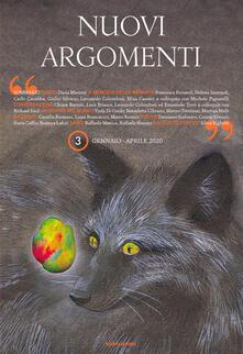 Nuovi argomenti (2020). Vol. 3: Gennaio-Aprile..pdf