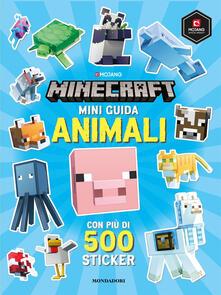 Daddyswing.es Minecraft. Mini guida animali. Con adesivi Image