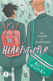 Vitalitart.it Heartstopper. Vol. 1 Image