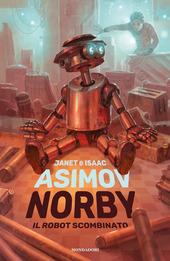 Copertina  Norby : il robot scombinato