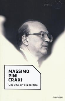 Ristorantezintonio.it Craxi. Una vita, un'era politica Image