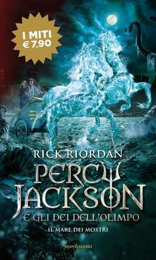 Tegliowinterrun.it Il mare dei mostri. Percy Jackson e gli dei dell'Olimpo. Vol. 2 Image