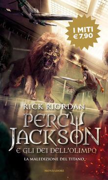Aboutschuster.de La maledizione del titano. Percy Jackson e gli dei dell'Olimpo. Vol. 3 Image