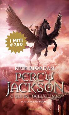 Listadelpopolo.it Lo scontro finale. Percy Jackson e gli dei dell'Olimpo. Vol. 5 Image