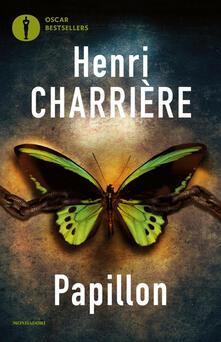 Papillon - Henri Charrière - copertina