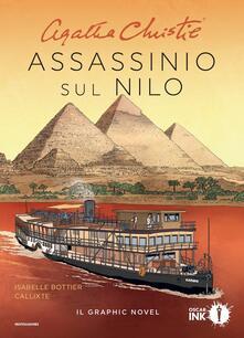 Assassinio sul Nilo - Agatha Christie,Isabelle Bottier - copertina