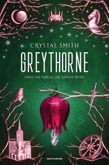 Greythorne - Crystal Smith - copertina