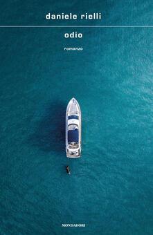 Odio - Daniele Rielli - copertina
