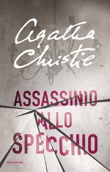 Assassinio allo specchio - Agatha Christie - copertina