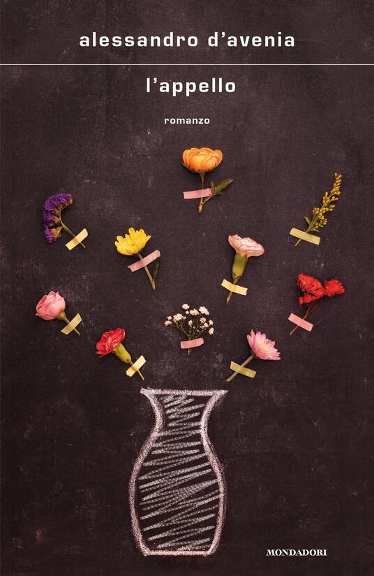 L' appello - Alessandro D'Avenia - copertina