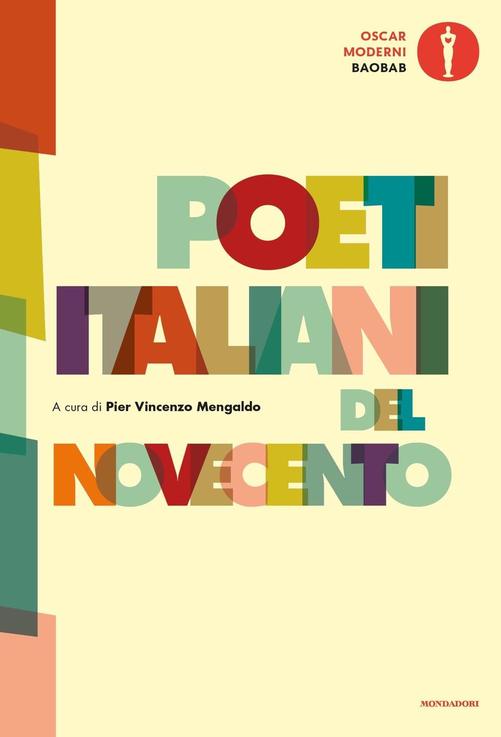Image of Poeti italiani del Novecento
