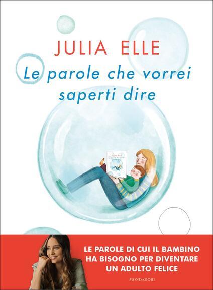 Le parole che vorrei saperti dire - Julia Elle - copertina
