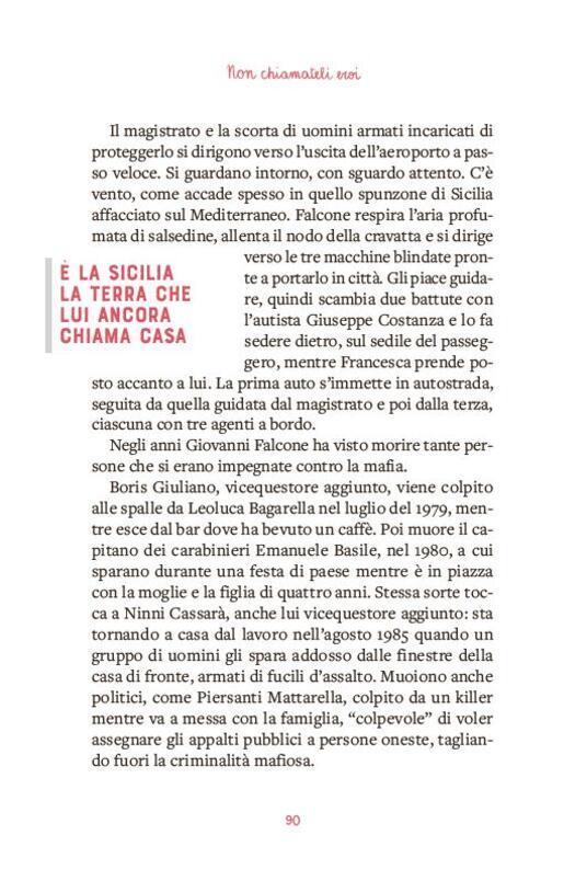 Non chiamateli eroi. Falcone, Borsellino e altre storie di lotta alle mafie - Nicola Gratteri,Antonio Nicaso - 8