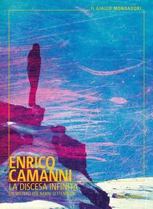 La discesa infinita. Un mistero per Nanni Settembrini - Enrico Camanni - copertina