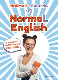 NormaL English. Il mio metodo fast, fun and fantastic - Norma Cerletti - copertina