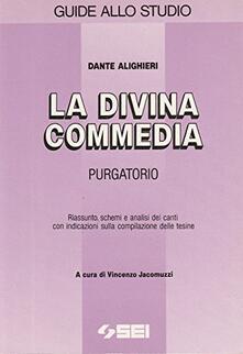 Vitalitart.it La Divina Commedia. Vol. 2: Purgatorio. Image