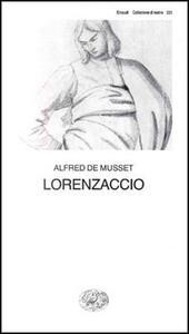 Lorenzaccio - Alfred de Musset - copertina
