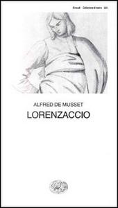 Libro Lorenzaccio Alfred de Musset