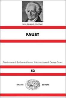 Premioquesti.it Faust Image