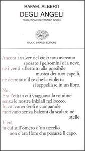 Libro Degli angeli Rafael Alberti