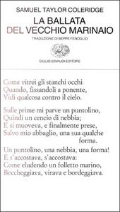 Libro La ballata del vecchio marinaio Samuel T. Coleridge