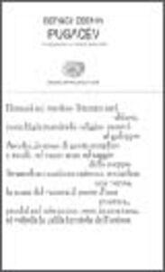 Foto Cover di Pugacëv, Libro di Sergej Esenin, edito da Einaudi