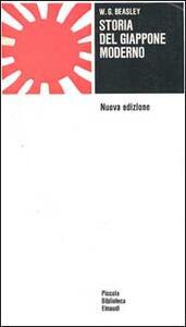 Storia del Giappone moderno - W. G. Beasley - copertina