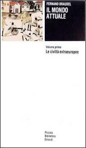 Il mondo attuale - Fernand Braudel - copertina